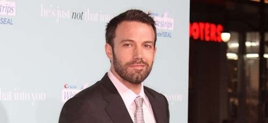 Ben Affleck : Foto- Getty Image