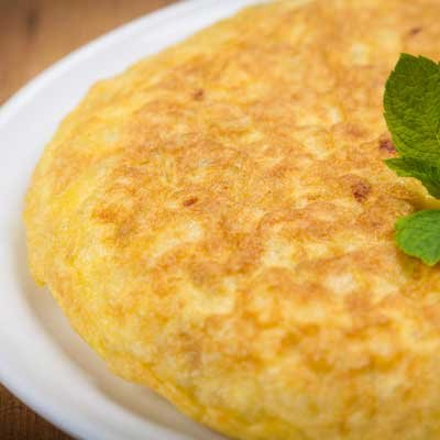 Omelete com aveia - Foto: Getty Images