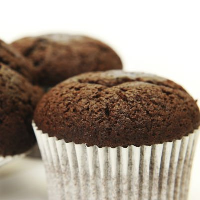 Muffin de banana verde com cacau - Foto: Getty Images