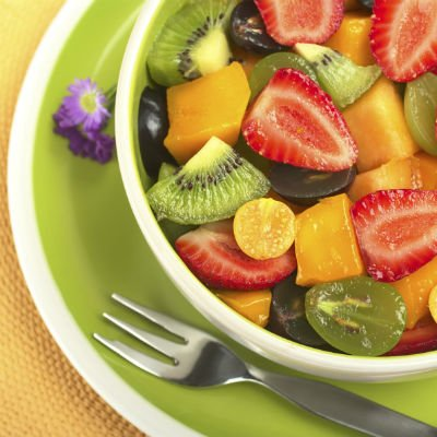 Salada de frutas - Foto: Getty Images
