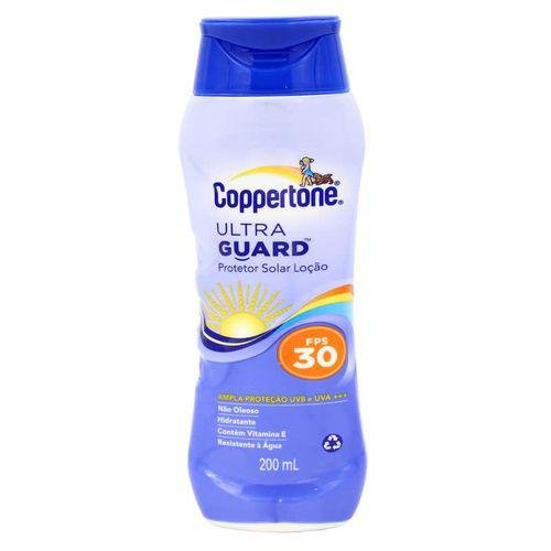 Coppertone Ultra Guard - R$26,99