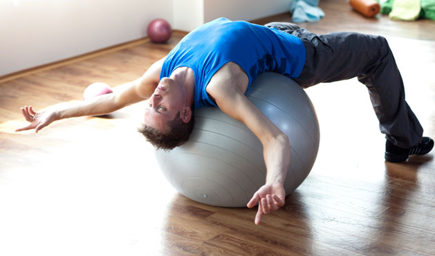 Pilates - Getty Images