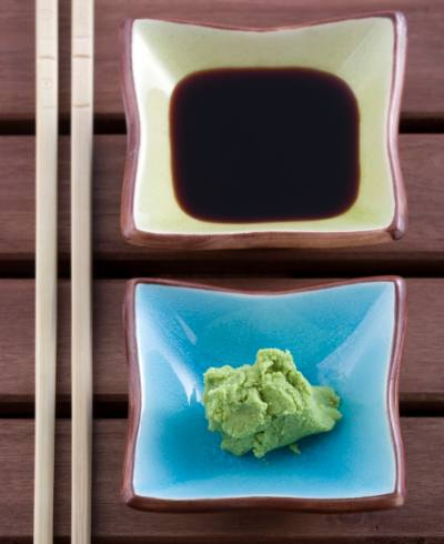 Wasabi - Foto Getty Images