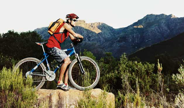 Vantagens do mountain bike - Foto Getty Images