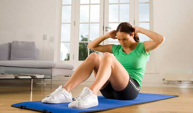 Abdominal sit-up - foto: Getty Images