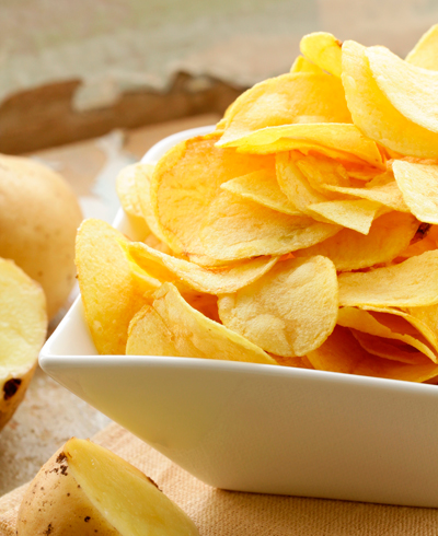 batata chips - Foto: Getty Images
