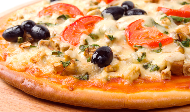 pizza de mozzarela - Foto Getty Images