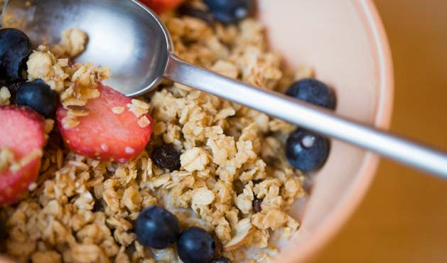 Muesli - Getty Images