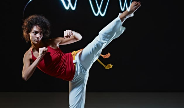Capoeira - foto: Getty Images