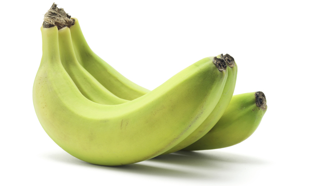 banana verde - Foto Getty Images