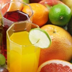 Suco de fruta- Foto Getty Image