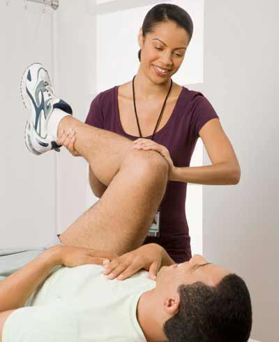Fisioterapia - Foto Getty Images