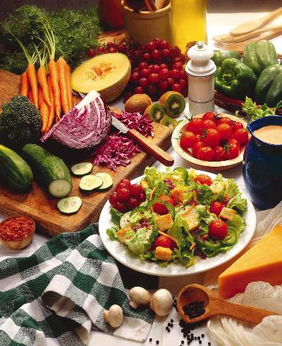 FRutas e verduras - Foto: Getty Images