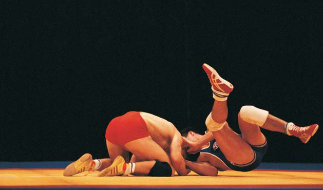 Wrestling - Getty Images