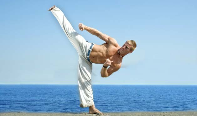 Capoeira - Getty Images