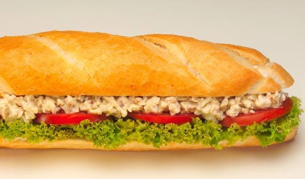 Lanche natural pode ter maionese - Foto: Getty Images