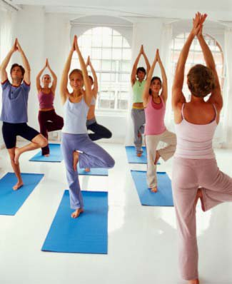 Yoga - Getty Images