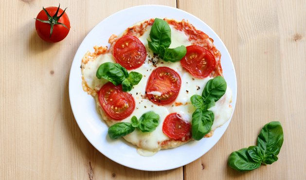 pizza de marguerita - Foto: Getty Images