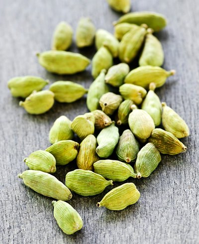sementes de cardamomo - Foto Getty Images