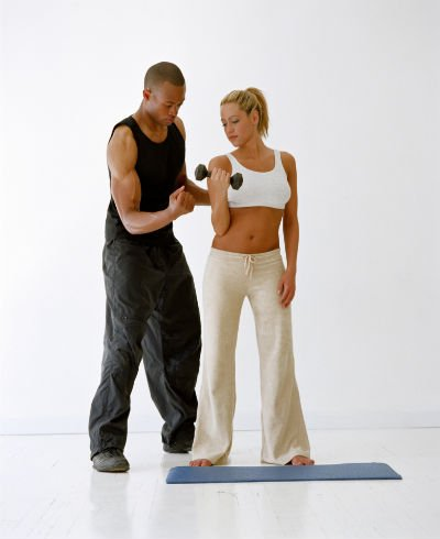 Personal trainer - foto: Getty Images