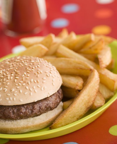 fast food - Foto: Getty Images