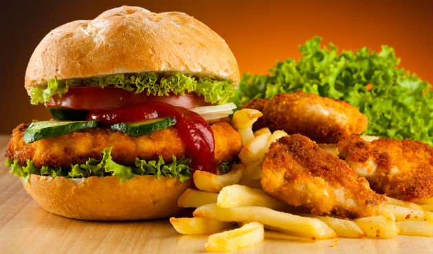 Fast-food - Foto Getty Images