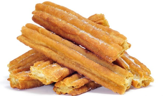 Diversos churros Foto:Getty Images