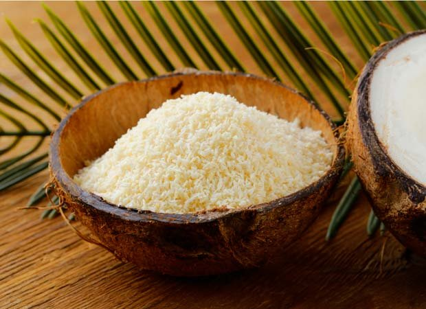 Farinha de coco - Foto: Getty Images