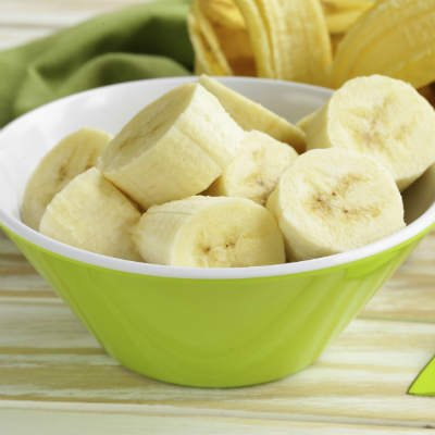 Banana é rica em vitamina B6 - Foto: Getty Images