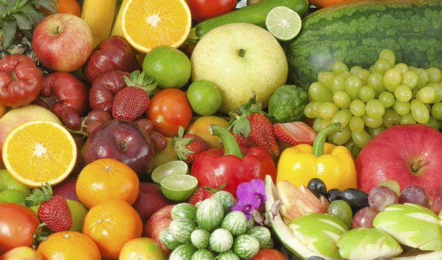 Frutas variadas - Foto: Getty Images