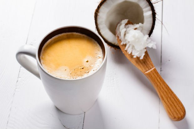 cafe-oleo-de-coco - Foto: Thinkstock