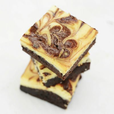 Brownie mesclado light - Foto: Getty Images