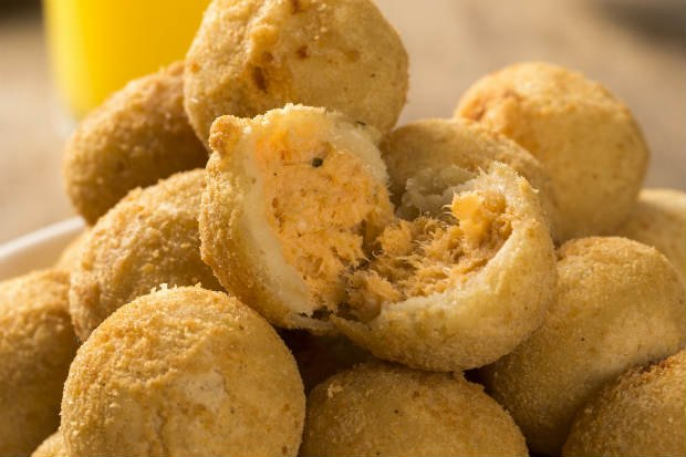 Coxinha de forno fit - foto: getty images