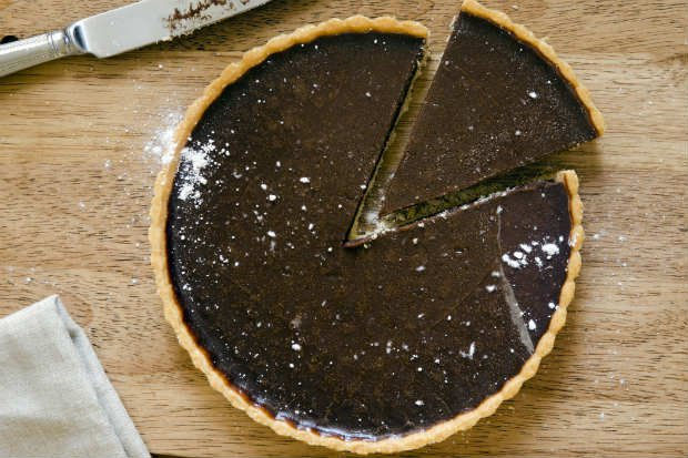 Torta de chocolate com café diet Foto: Thinkstock