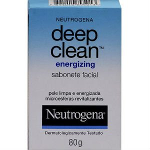 Sabonete Facial Neutrogena Deep Clean Energizing - R$ 9,90