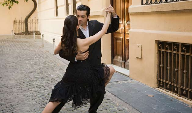 Tango - foto: Getty Images
