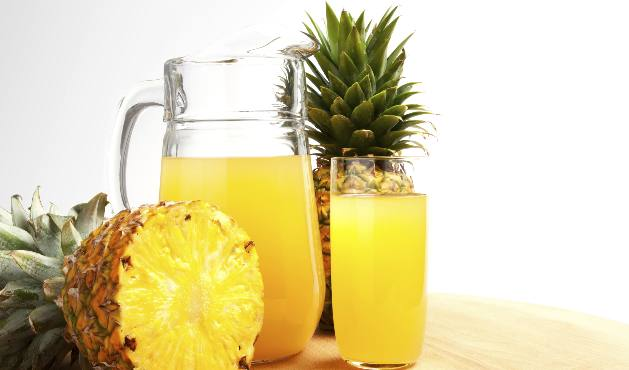 Suco de abacaxi - Foto Getty Images