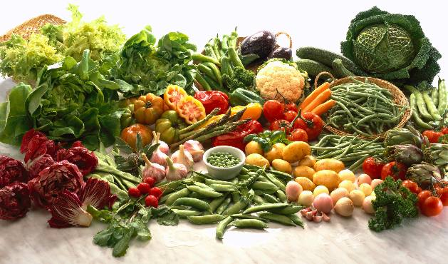 Verduras e legumes - Foto Getty Images