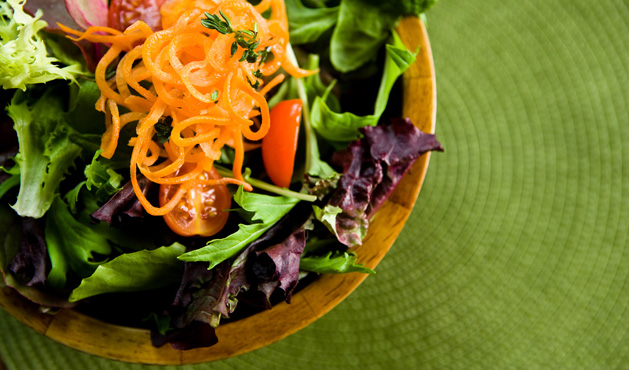 salada - Foto Getty Images