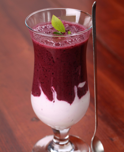 suco de açaí - Foto Getty Images