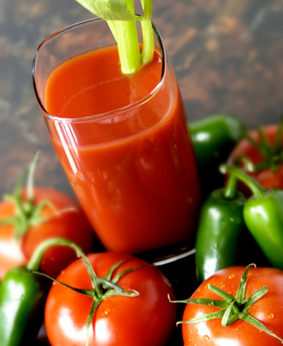 Suco de tomate - Foto Getty Images