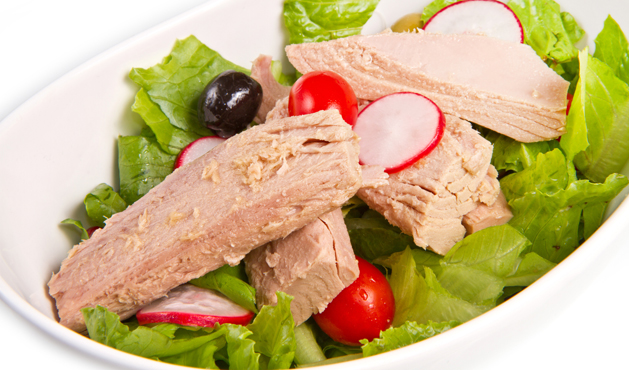 salada com atum - Foto Getty Images