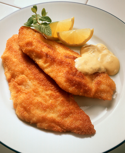 peixe à milanesa - Foto Getty Images