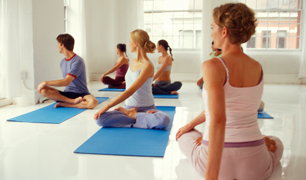 aula de yoga - Foto: Getty Images