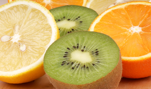 laranjas e kiwis - Foto: Getty Images