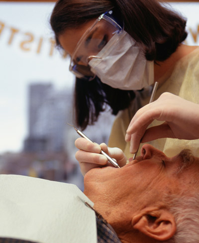 Dentista - Foto Getty Images