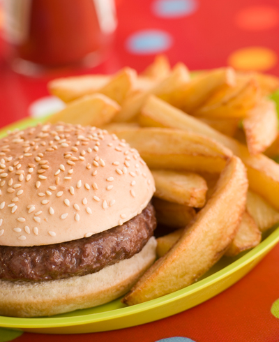 fast food - Foto Getty Images