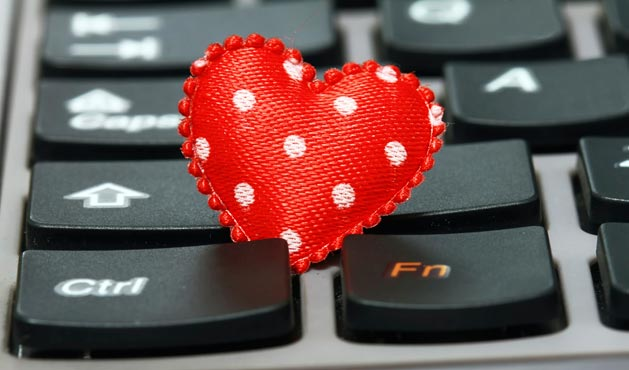 Amor nos tempos de internet - Foto: Getty Images