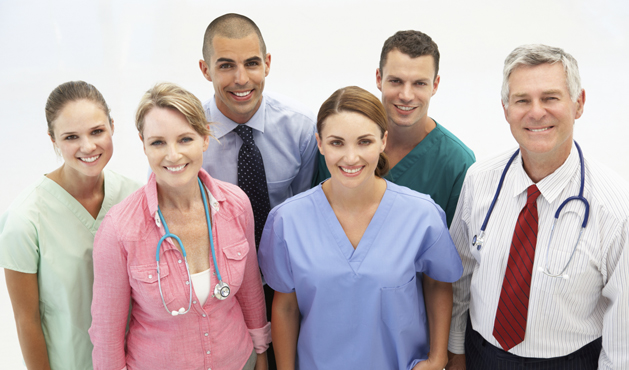 equipe médica - Getty Images