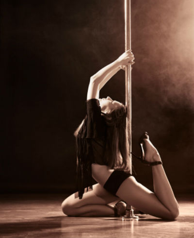 Pole dance - foto: Getty Images